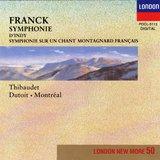 ダンディ「フランス山人の歌による交響曲 」DECCA