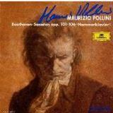 Maurizio Pollini _ Beethoven Sonaten OPP.101-106 Hammerklavier POCG-9950