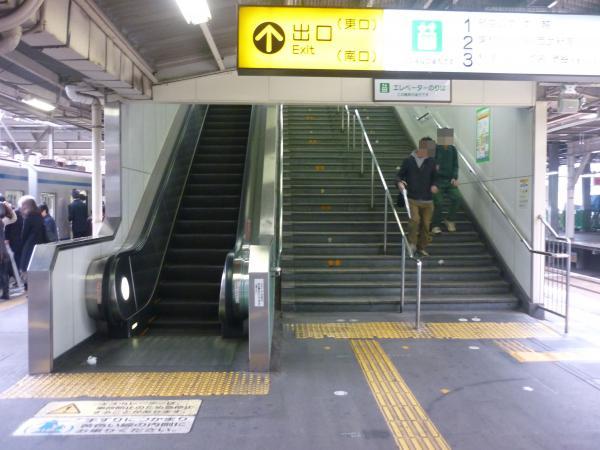 所沢駅旧駅舎1