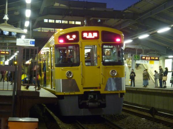 2013-11-30 西武2085F 各停豊島園行き