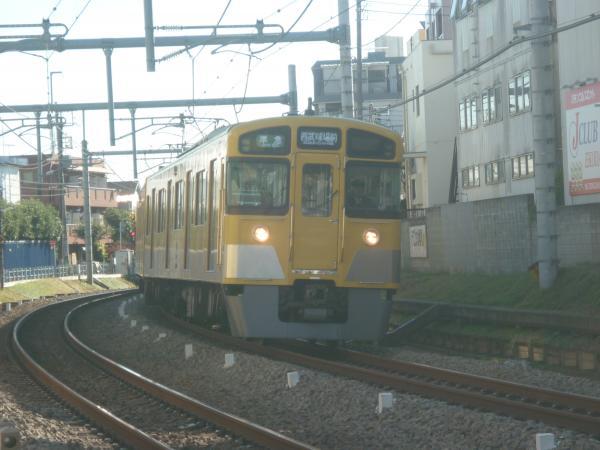 2013-11-30 西武2089F 準急西武球場前行き