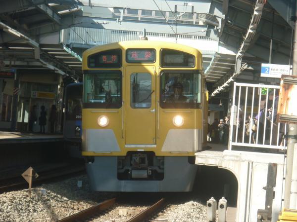2013-11-30 西武2097F 各停池袋行き