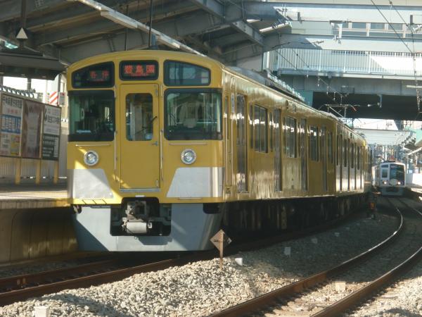 2013-11-30 西武2097F 各停豊島園行き2