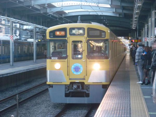 2013-11-30 西武9102F 急行池袋行き2