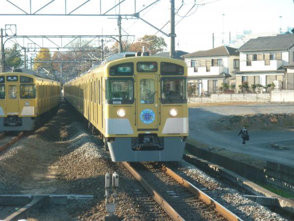 2013-11-30 西武9106F 準急池袋行き