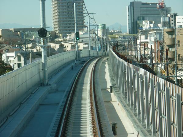 2013-11-30 石神井公園~大泉学園間の下り線8
