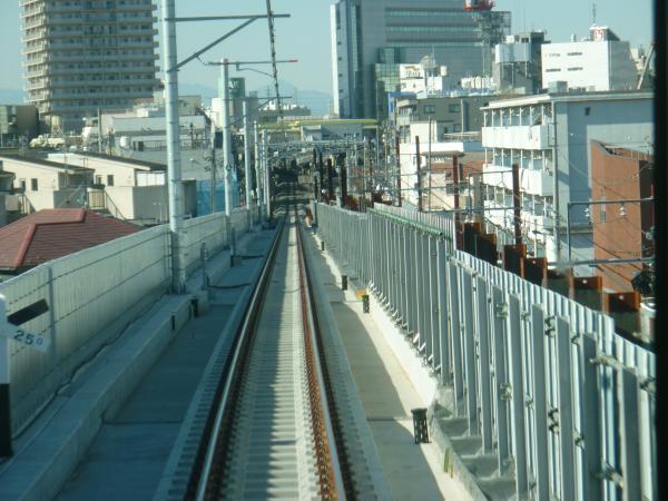 2013-11-30 石神井公園~大泉学園間の下り線9