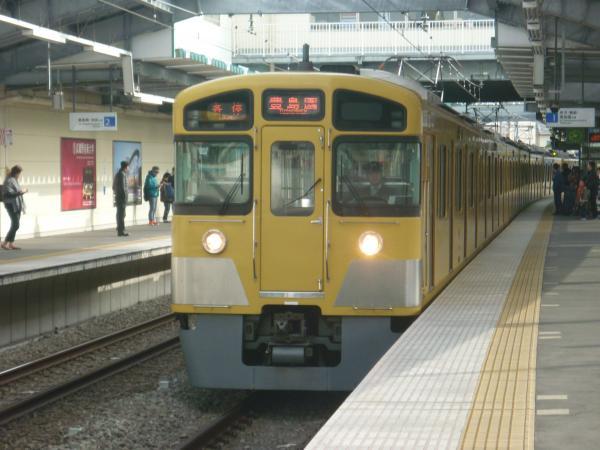 2013-12-08 西武2085F 各停豊島園行き