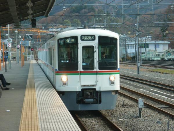 2013-12-08 西武4009F 各停西武秩父行き