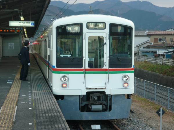 2013-12-08 西武4019F 各停飯能行き
