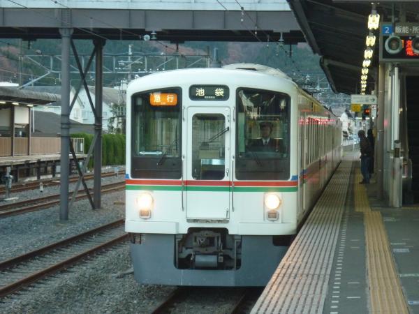2013-12-08 西武4023F 急行池袋行き