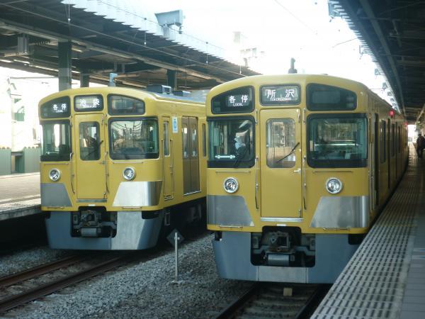 2013-12-14 西武2089F 2083F