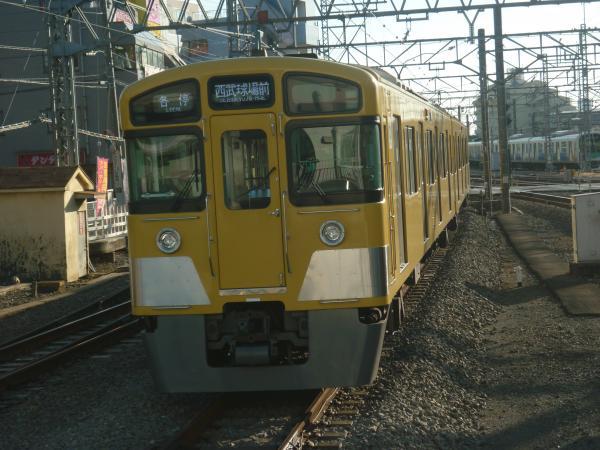 2013-12-14 西武2089F 各停西武球場前行き3