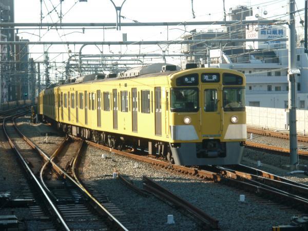 2013-12-14 西武2089F 各停池袋行き