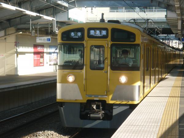 2013-12-14 西武2089F 各停豊島園行き