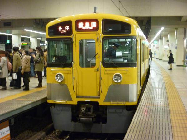 2013-12-14 西武2097F 各停豊島園行き