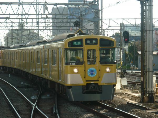 2013-12-14 西武9105F 準急池袋行き