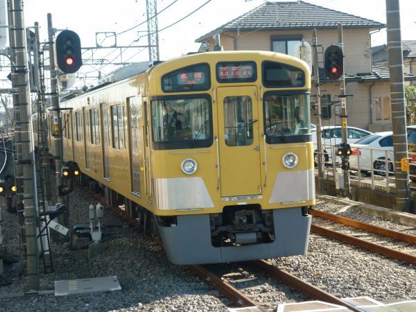2013-12-15 西武2085F 各停西所沢行き3