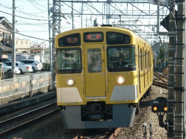 2013-12-15 西武2097F 各停飯能行き