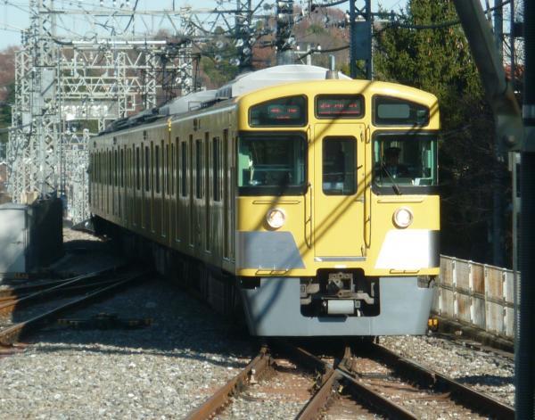 2013-12-15 西武2533F 各停西武球場前行き