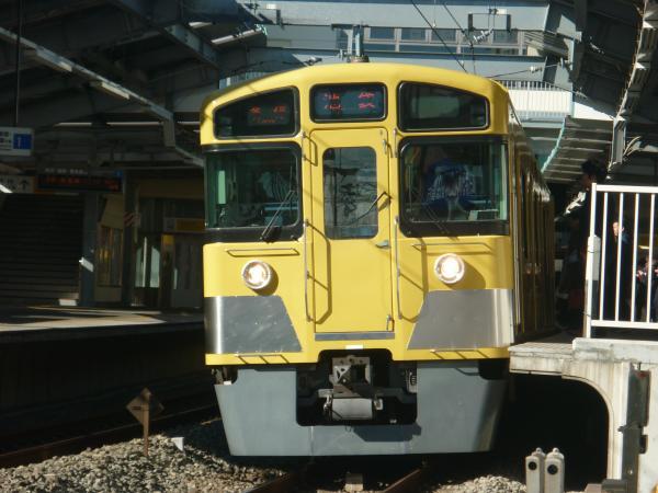 2013-12-22 西武2097F 各停池袋行き1