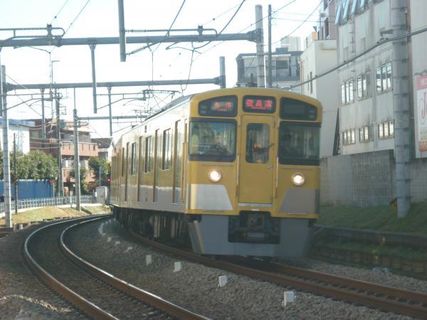 2013-12-22 西武2097F 各停豊島園行き