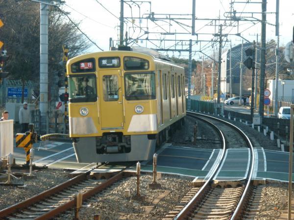 2013-12-22 西武2457F+2089F 急行飯能行き2