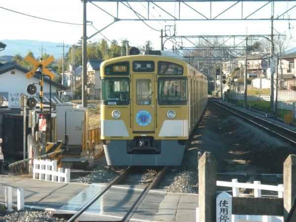 2013-12-22 西武9106F 急行飯能行き2