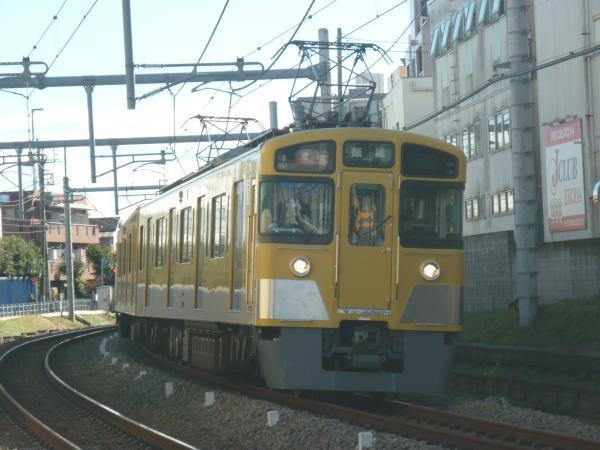 2013-12-22 西武2459F+2501F+2503F 急行飯能行き