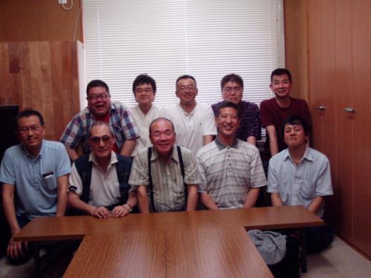 20110717泉笑会総会