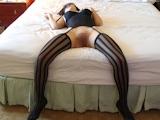 巨乳パイパン美少女 調教ヌード画像 12