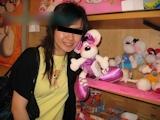 中国美少女 流出ヌード画像 2