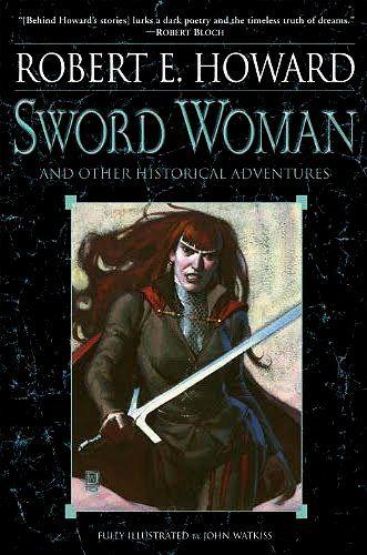 2012-3-10 (Sword Woman)