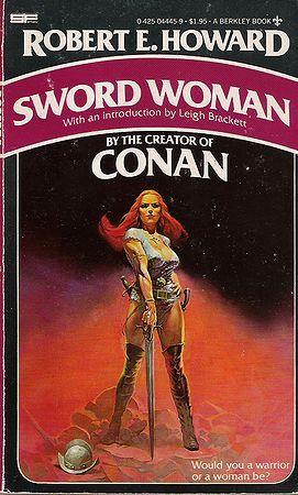 2012-3-9 (Sword Woman)