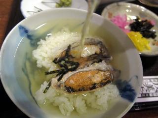 鮒寿司茶漬け2