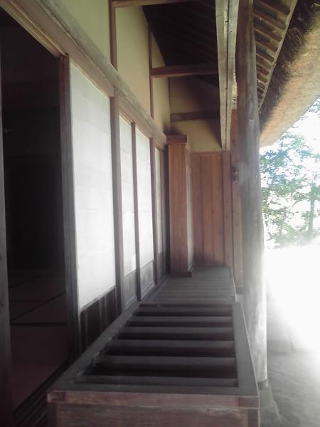 庵の風景1