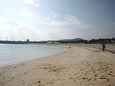 キラキラビーチ
