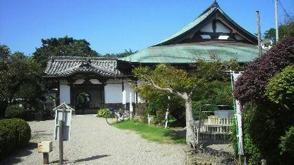 8番札所大御堂寺(野間大坊)