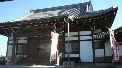 弥富の14番大悲院の本堂