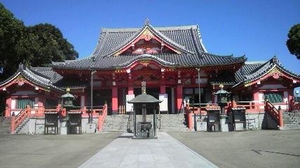 16番札所甚目寺観音の本堂
