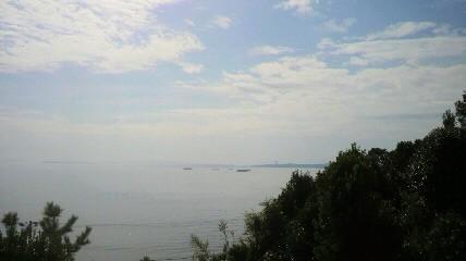 影源寺からチッタナポリ方面の眺め