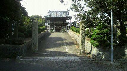 3番札所全忠寺の山門
