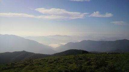 四国カルスト風景17