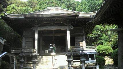 18番恩山寺大師堂