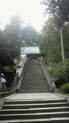 20番鶴林寺階段