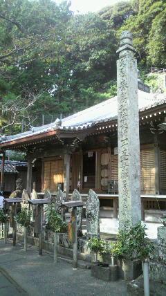 23番札所薬王寺の大師堂