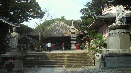 (24番札所)最御崎寺の本堂