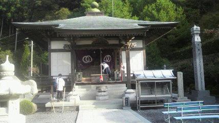 27番札所神峰寺の大師堂