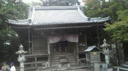 31番札所竹林寺の大師堂