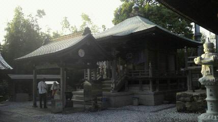 32番札所禅師峰寺の大師堂